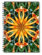 Birthday Lily For Erin Spiral Notebook
