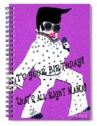 Birthday Mama Spiral Notebook