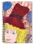 Birthday Party Spiral Notebook