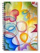Birthday Party Spiral Notebook