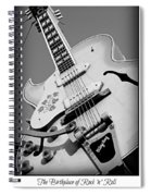 Birthplace Of Rock N Roll Spiral Notebook