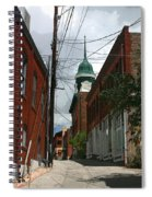 Bisbee Arizona Spiral Notebook