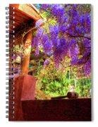 Bisbee Artist Home Spiral Notebook