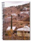 Bisbee Spiral Notebook