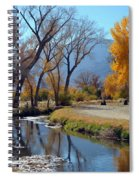 Bishop Creek Spiral Notebook