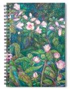 Bisset Park Hibiscus Spiral Notebook