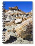 Bisti Badlands 3 Spiral Notebook