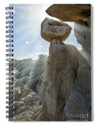 Bisti Badlands 6 Spiral Notebook