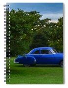 Bit Of Nostalgia Spiral Notebook