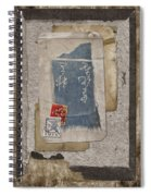 Bits And Pieces Spiral Notebook