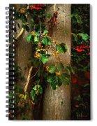 Bittersweet Autumn Spiral Notebook
