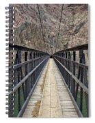 Black Bridge Spiral Notebook