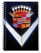 Black Caddy Spiral Notebook
