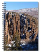 Black Canyon Butte Spiral Notebook