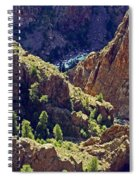 Black Canyon Of The Gunnison Spiral Notebook