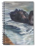 Black Elegance Spiral Notebook