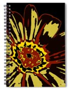 Black Eye Susanna Spiral Notebook
