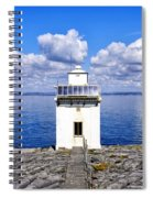 Black Head Lighthouse Spiral Notebook