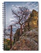 Black Hills Boulders Spiral Notebook