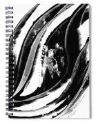 Black Magic 302 By Sharon Cummings Spiral Notebook
