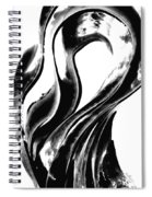 Black Magic 306 By Sharon Cummings Spiral Notebook