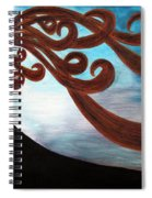 Black Magic Woman Spiral Notebook