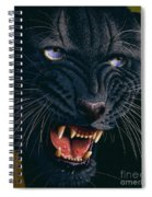Black Panther 2 Spiral Notebook