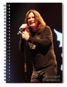 Black Sabbath - Ozzy Osbourne Spiral Notebook