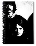 Black Sabbath Spiral Notebook