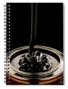 Black Treacle And Can Spiral Notebook
