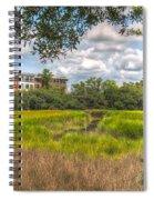 Blackbaud Corp Spiral Notebook