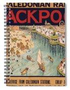 Blackpool Spiral Notebook
