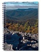 Blackrock Summit Toned Spiral Notebook