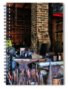 Blacksmith - All The Tools Spiral Notebook