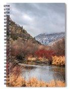 Blacksmith Fork Canyon Spiral Notebook