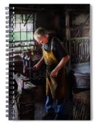 Blacksmith - Starting With A Bang  Spiral Notebook