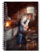 Blacksmith - The Smith Spiral Notebook