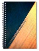 Blade Spiral Notebook