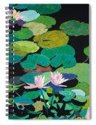 Blairs Pond Spiral Notebook