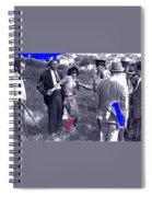 Blanche Barrow Captured July 24 1933 Dexfield Park Missouri  Spiral Notebook