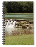 Blanco River Weir Spiral Notebook