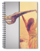 Blank Greeting Card 6 Spiral Notebook