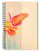 Blank Greeting Card Spiral Notebook