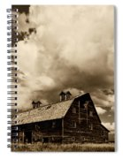 Blasdel Barn Spiral Notebook