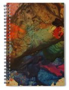 Blast From The  Past Spiral Notebook