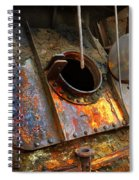 Blast Furnace Tower Tap Spiral Notebook
