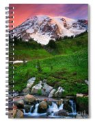 Blazing Dawn Spiral Notebook