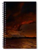 Blazing Glory Spiral Notebook