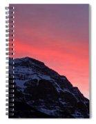 Blazing Pink Spiral Notebook