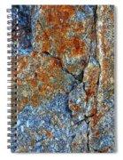 Bleeding Stone Spiral Notebook